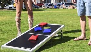 The Best Cornhole Sets for Backyard Fun