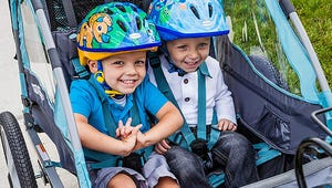 The Best Bike Trailers for Towing Your Kids