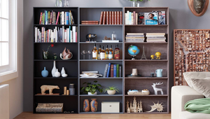 The Best Bookcases for Your Living Space