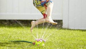 The Best Kids' Sprinklers for Summer Fun