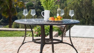 The Best Patio Tables for Your Outdoor Space