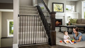 The Best Baby Gates for the Stairs