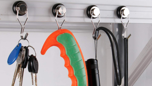 The Best Magnetic Hooks for Your Home