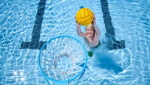 The Best Basketball Hoops for Your Pool