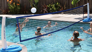 The Best Volleyball Sets for Your Pool