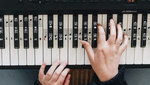 The Best Key Stickers for Your Piano