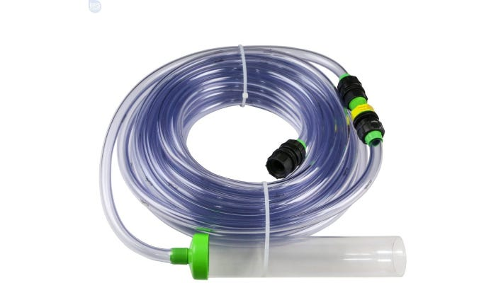 longer clear tube or hose for cleaning fish tanks