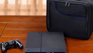 Console Carrying Cases for Transporting Gaming Accessories