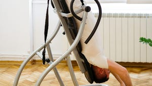 Inversion Tables for Health and Fitness