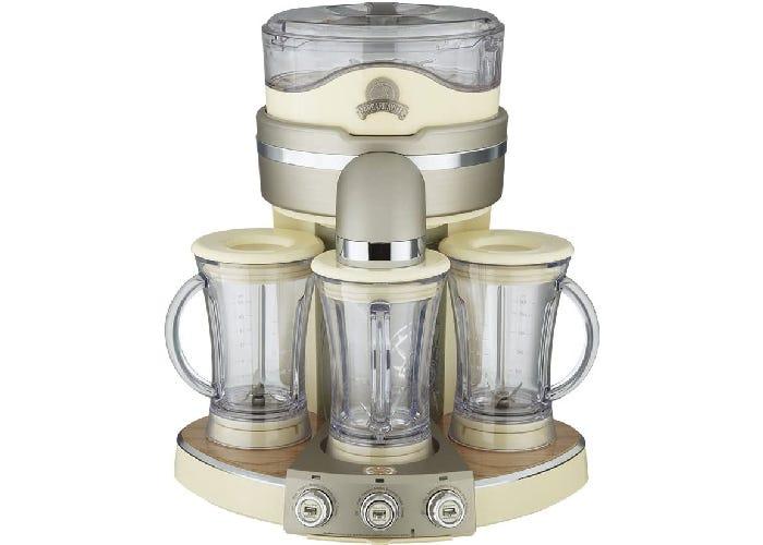 margarita machine with three pitchers