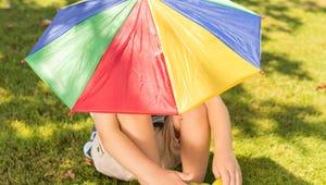 The Best Umbrella Hats for Rain or Shine