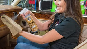 The Best Conditioner for Your Car's Leather Interior