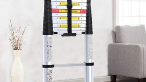 Best Telescopic Ladders for Home Improvement Projects