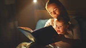Reading Lights for Nighttime Readers