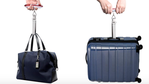Avoid Extra Baggage Fees with These Luggage Scales