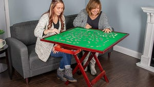 The Best Puzzle Tables for Puzzle Lovers