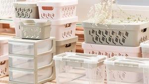 The Best Plastic Storage Bins for Organizing Your Life