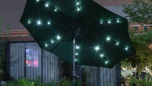 The Best Patio Umbrella Lights for Your Garden