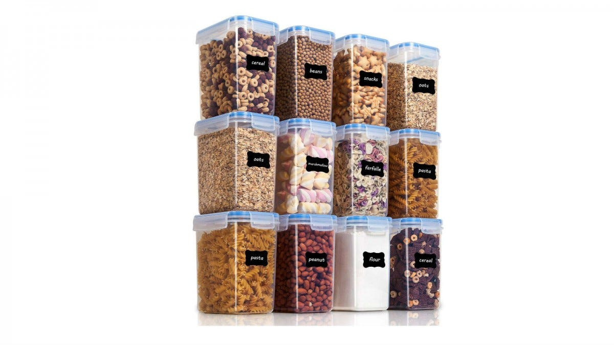 Vtopmart Airtight Food Storage Containers