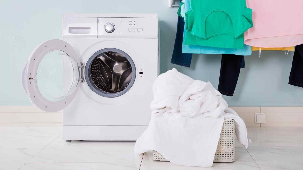 Muss ich meine Waschmaschinentür offen lassen?