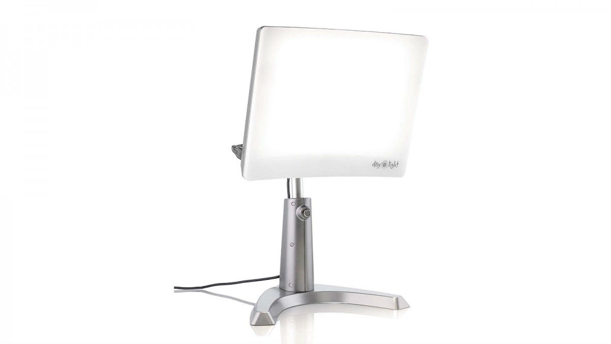 Carex Day Light Classic Plus Lamp.