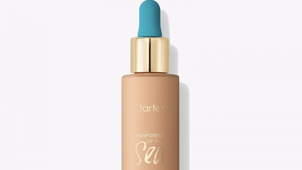 Tarte Sea Water Foundation Broad Spectrum SPF 15