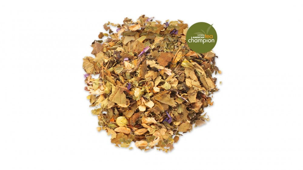 Tea Forte White Ginger Pear