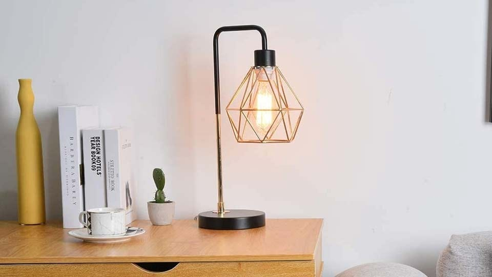 The Cotulin Bedside Table Lamp.