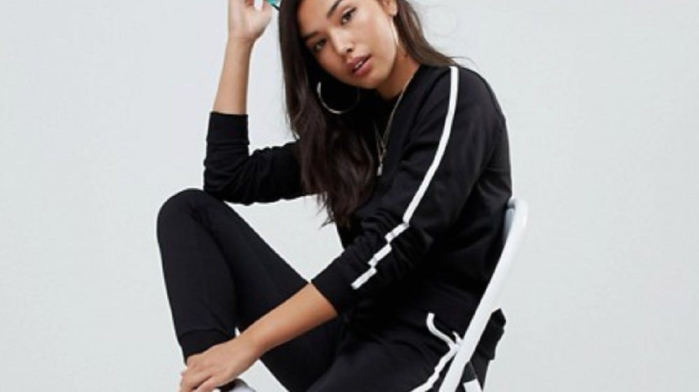 ASOS Design Tracksuit Sweat/Basic Jogger