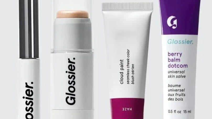 Glossier the Makeup Set 2.