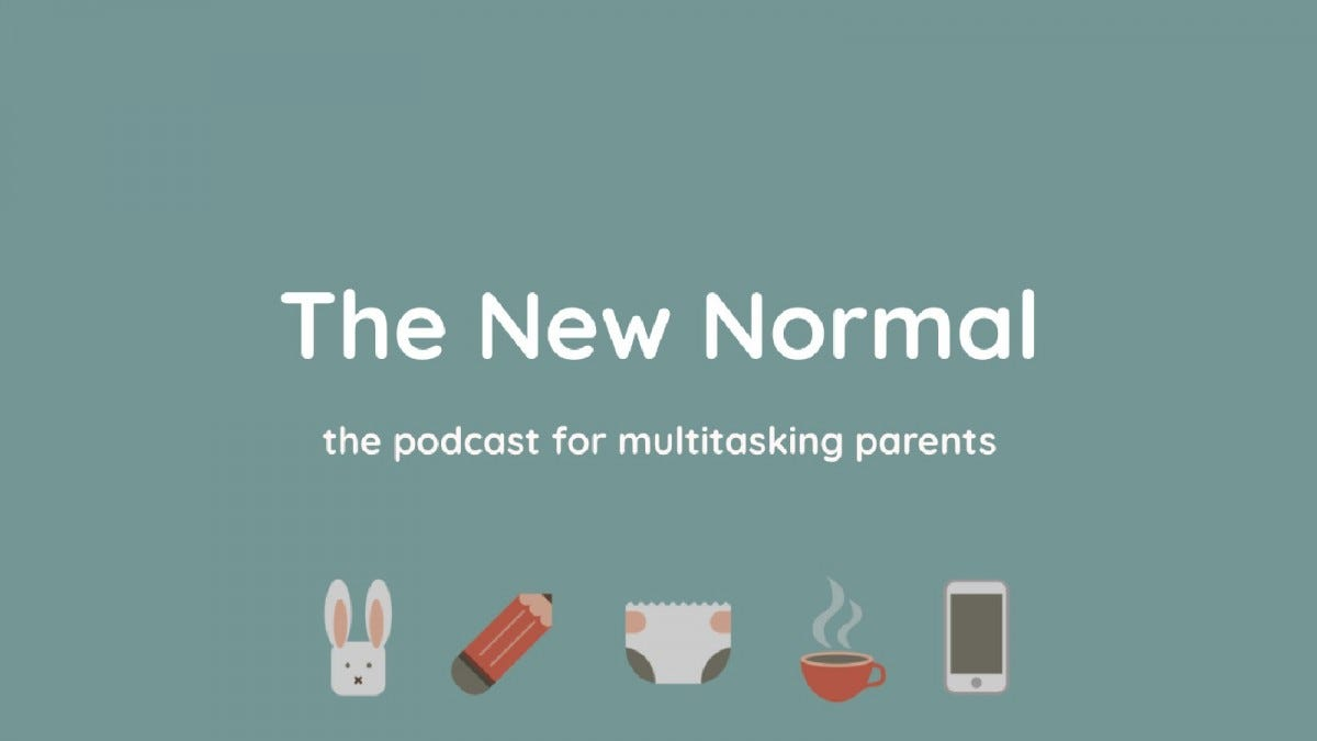 """The New Normal"" website."