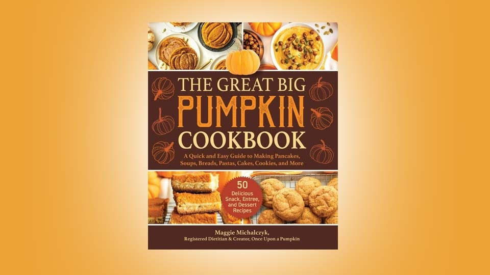 """The Great Big Pumpkin Cookbook."""