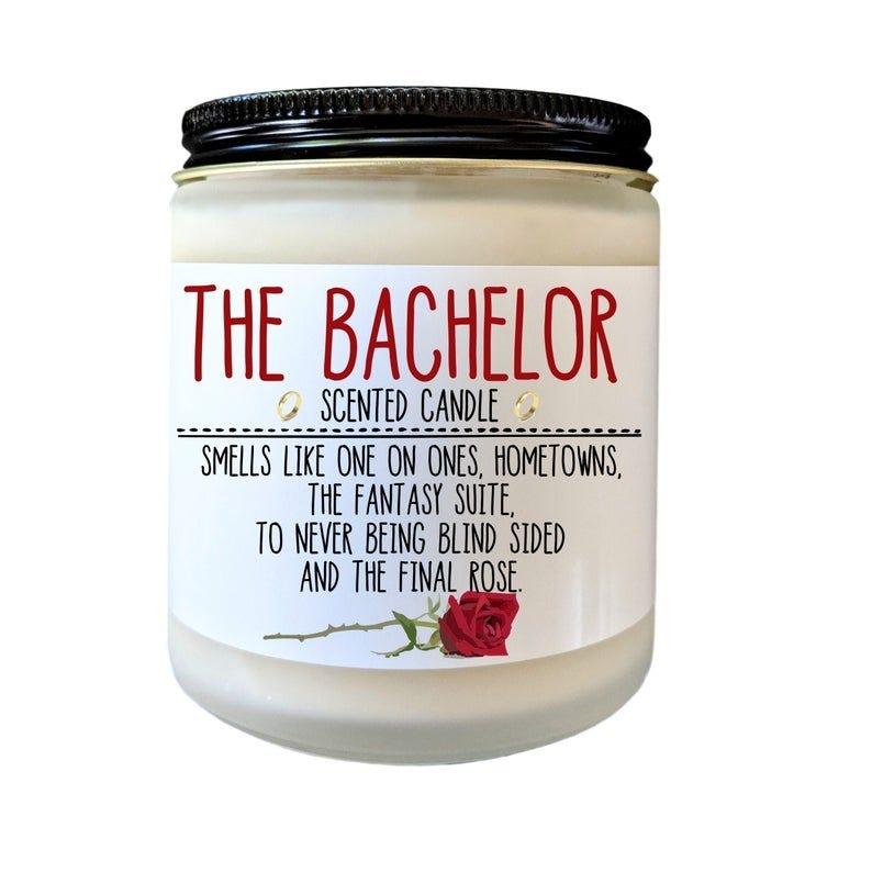 bachelor candle