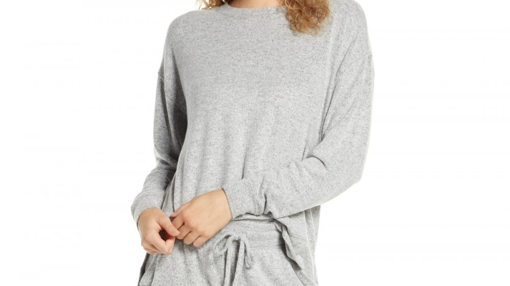BP Cozy Top and Joggers
