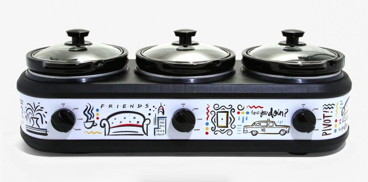 friends slow cooker