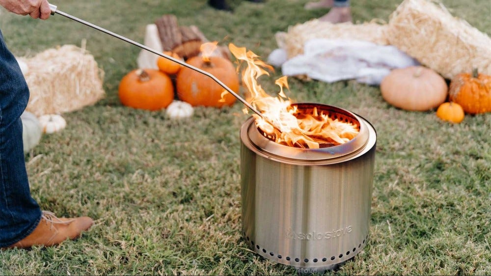 solo stove bonfire how to build fire
