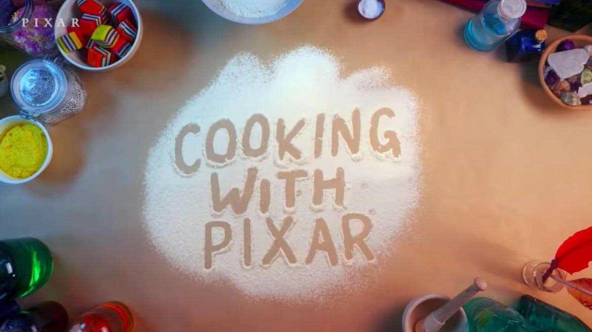 pixar cooking