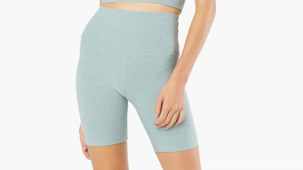 Beyond Yoga Spaceyed Biker Short