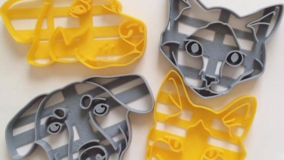 pet cookie cutters