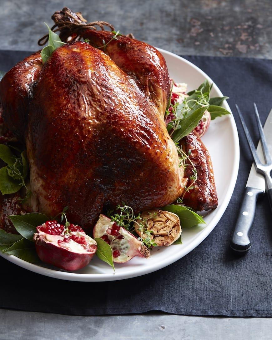 wet brined turkey by Gaby Dalkin
