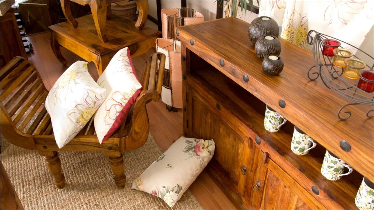 How To Clean Your Wood Furniture Lifesavvy