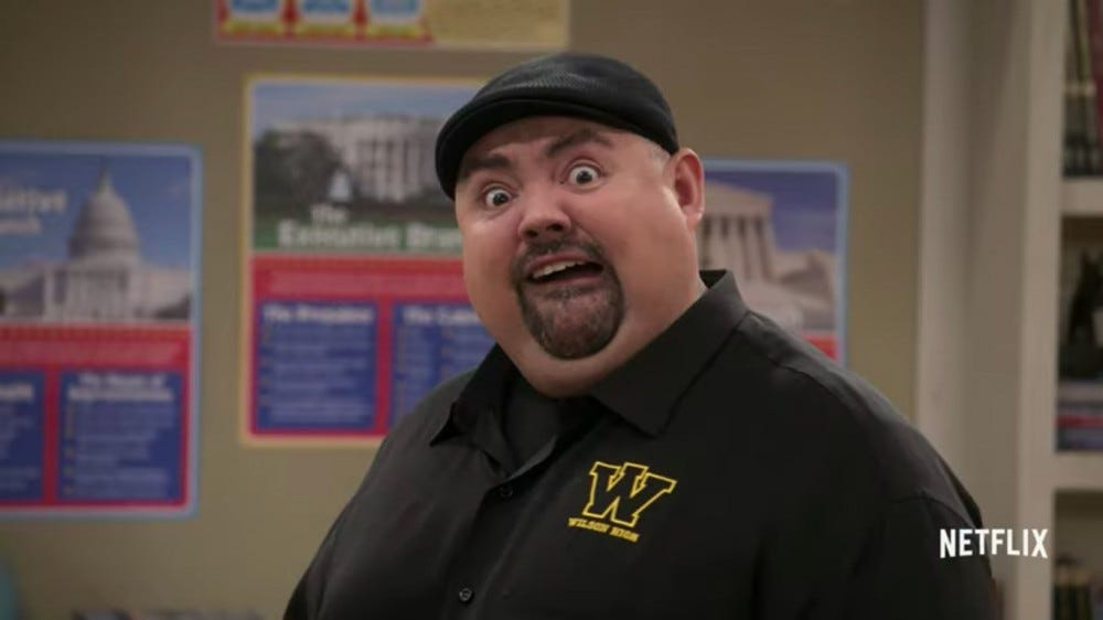 Gabriel Iglesias stars in Mr. Iglesias' second season.