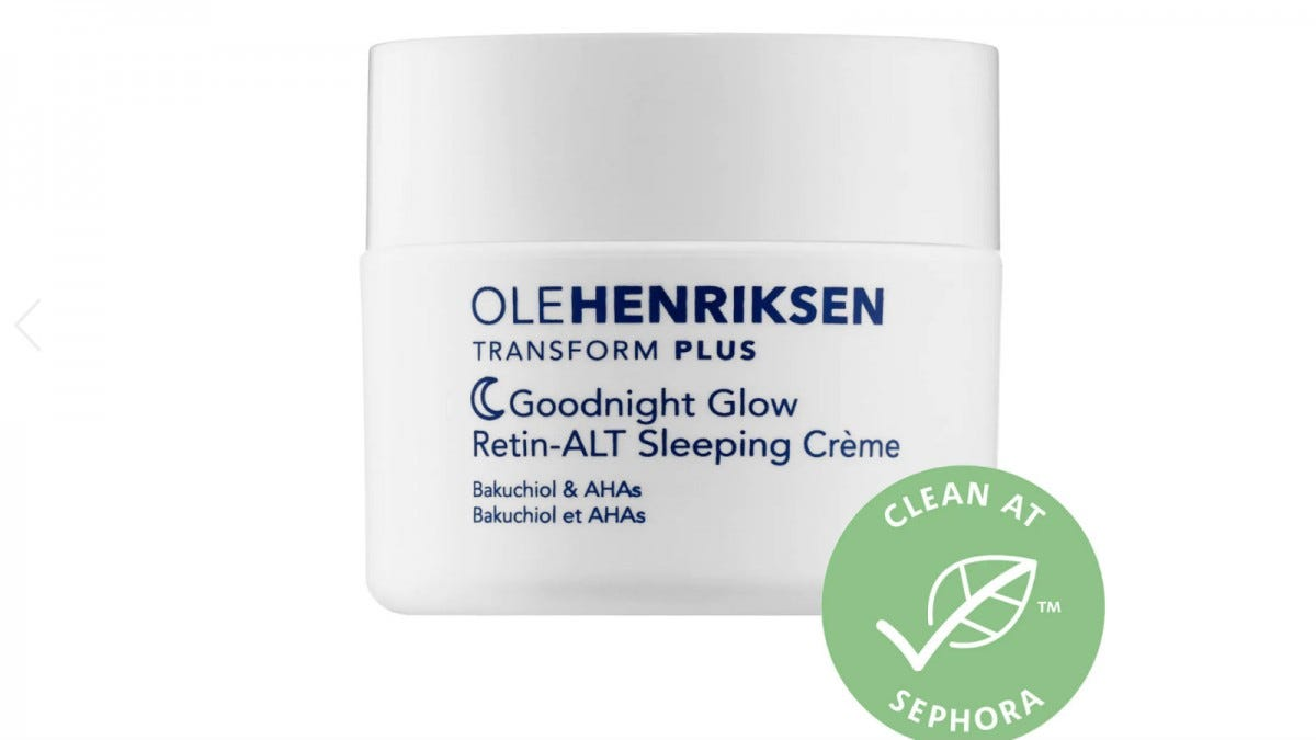 Ole Henriksen Goodnight Glow Retin-Alt Sleeping Créme