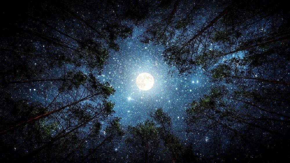 Az év első teliholdja, a Farkas Hold január 28-án lesz látható.
