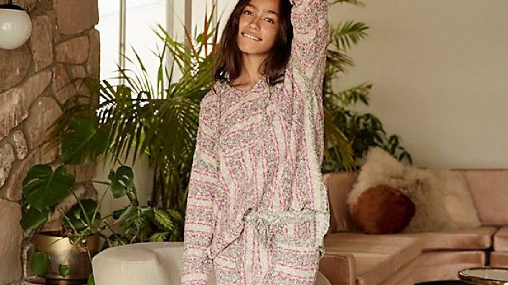 Free People Baja Set
