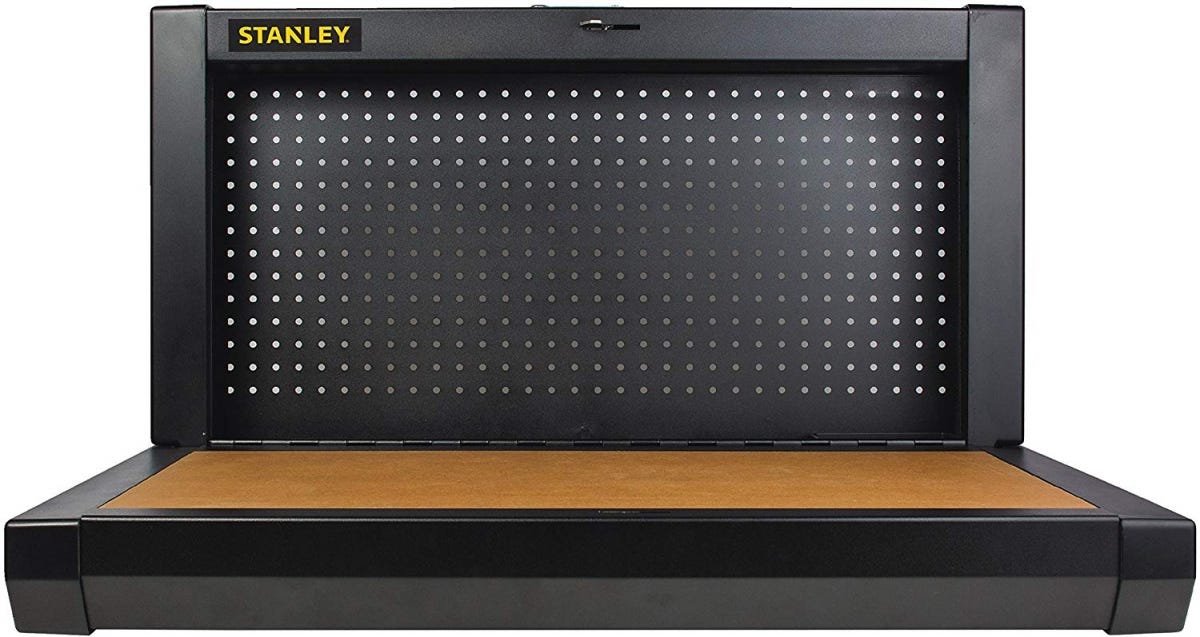 The Stanley 36-inch Folding Workbench.