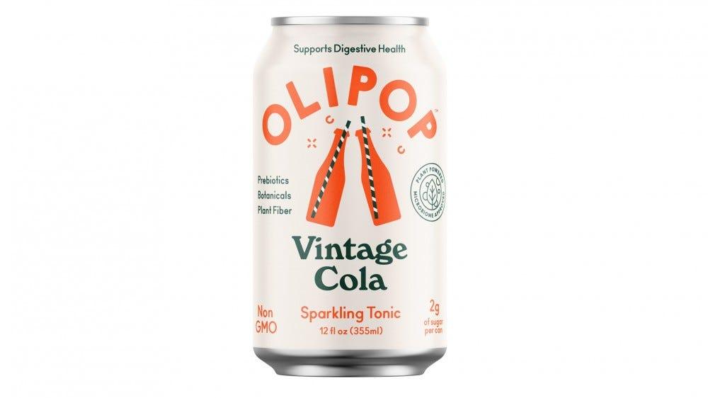 olipop vintage kóla