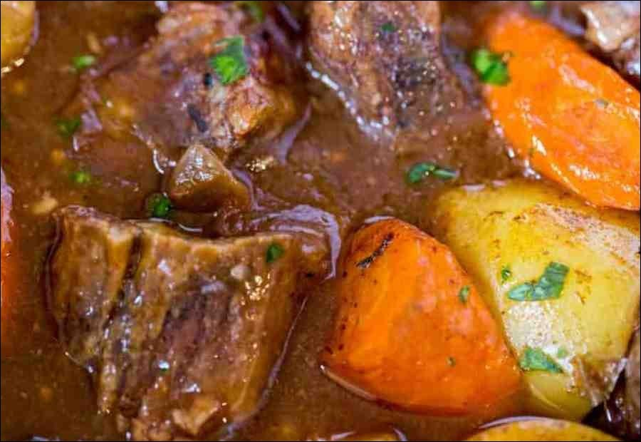 Ultimate Slow Cooker Beef Stew