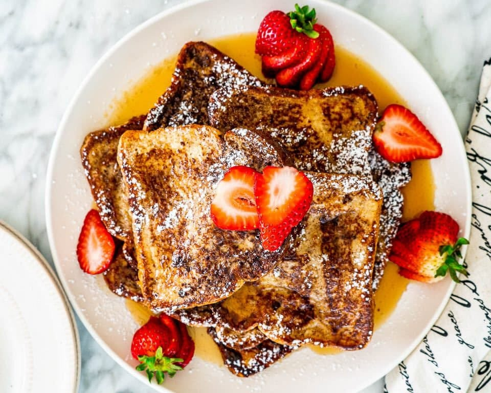 Jo Cooks French Toast