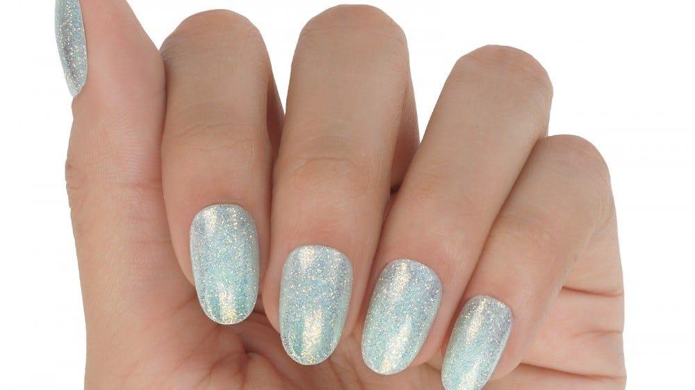 Marmalade Nails